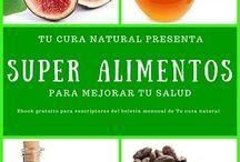 Ebooks de remedios naturales para cuidar tu salud