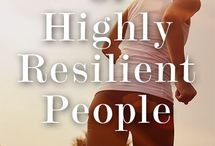Resilience Tips and Quotes / How to maintain resilience and self determination during difficult times.