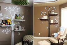 Baby room ideas / Creative design to make your baby room perfect