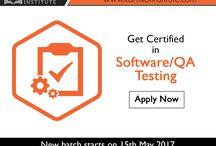 Software/ QA Testing Training Kolkata