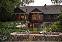 A Distinguished Hideaway / Shoreview, MN