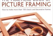 Picture Framing Guide Books / Books in the subject of Picture Framing.