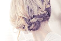HAIR AND BEAUTY IDEAS / hair and beauty inspiration & ideas. Mostly for short / medium hair
