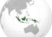"""DAMN! I♥INDONESIA / Negaraku tercinta adalah negara kepulauan. Terhampar dari Sabang hingga Merauke, itulah Indonesia. """"BERBEDA - BEDA TETAP SATU JUGA"""""""