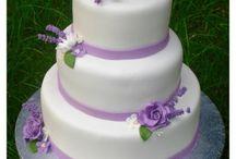 Svatební dorty / svatební dorty
