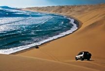 Travel - Namibië
