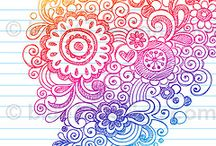 Doodles / by Angela Moore