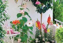 jardins em varandas