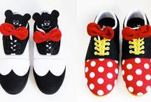 Mickey and Minnie / by Karla Desire