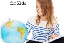history&geography for kids