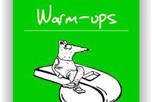Warm-ups