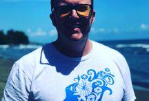 Custom, Rare Beach T-Shirts