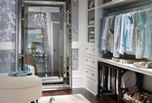 ∆ The Perfect Closet ∆ / Who doesn't dream of a always neat and perfect closet. Just beautiful!