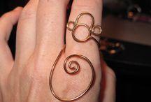anillos de animales