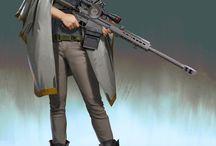 Shadowrun - Scharfschützen