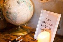 Wedding Tables-travel-retro