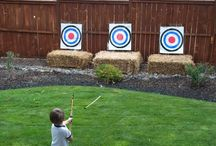 Birthday: Brave - Archery