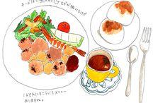 Imainatsuko Illustration / http://imainatsuko.jugem.jp/ http://natsunkoi.tumblr.com/ http://imainatsuko.jp/