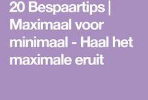 Sparen & Besparen - MamaPlaneet.nl / Alles over sparen, besparen en geld verdienen.