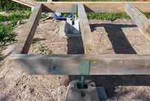 Fabrication gabarit pour pieu béton
