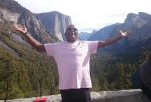 Yosemite National Forest / My refuge..................