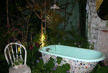 Bath tub / by Mary Todd Kaercher