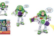 TOY STORY / Thinkwaytoys Toy Collection of the Toy Story. Available in all mayor retail outlets