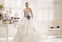 abiti da sposa / sposa