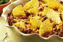 Recipes to Try - Mexican / by Mary Sullins