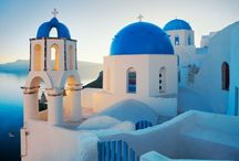 Travel - Greece / by Lizzy Mckean