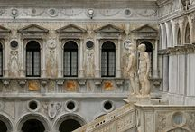 Palazzo Ducale / The Palazzo Ducale is a gothic palace that was the residence of the Doge of Venice. The Palace is the very symbol of Venice, in St. Mark's Square. Inside, works by great masters as Tintoretto, Veronese, etc.