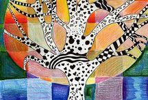 Árvores/Artes