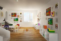 Kids Rooms / Here's a collection of our favorite kids room design submissions from contests hosted on Arcbazar.com. Hopefully some of these designs will inspire your next project!
