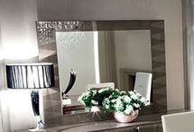 Mirrors / If you're looking for a great way to add incredible beauty to your bedroom, while also providing improved functionality, a mirror is one of the best options. Mirrors not only help you to see yourself when getting ready for the day, but they also help to make your bedroom appear larger and reflect the light to help create a brighter atmosphere that you will enjoy. We have many different options to choose from including some that hang on the walls, and some that are stand alone.