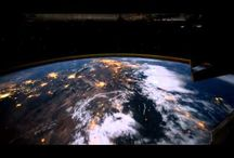 Mother Earth / It's hard to believe we live on this planet called earth. Stunning images and videos shot from space. Truly surreal.