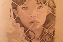 Graphite / Pencil art
