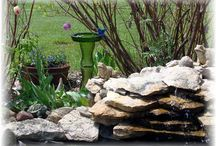 garden/yard / by Shelly Joyce