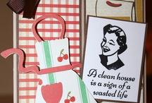 cards - pro dámy