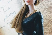 My 1/6 scale obsession / Fashion Royalty dolls, clothing, jewelry, 1/6 scale doll furniture and accessories.