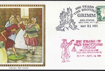 "Folklore, Folk Tales, Fairy Tales, etc. on Philately / David Nye likes folklore, folk tales and fairy tales …and he is the specialized dealer in worldwide Columbian philately of ""Christopher Columbus"" and ""Discovery of America"" ...plus other explorers of the New World. Visit: MrColumbus1492.com"