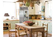 classic country kitchen