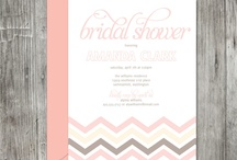 Bridal Shower Ideas / by Lindsey Marie