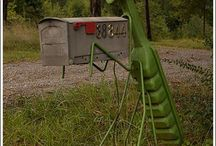 Weird Mailboxes / by Therese Abdali