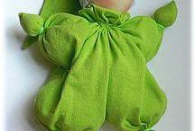 Costura Muñecos y peluches