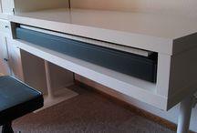 Instrument storage / by Debra Squires