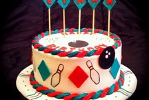 Cool Cakes! / by Melanie Snyder