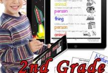Second grade / All fun for grade 2!
