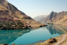 Tajikistan (I) / Tajikistan, Тоҷикистон, the Republic of Tajikistan, Ҷумҳурии Тоҷикистон, جمهوری تاجیکستان, Республика Таджикистан / by Per Frykner
