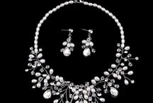 Bridal Jewelry Sets / Classic and fashion bridal jewelry sets, fabulous wedding statement necklace and earrings sets make perfect wedding day accessories. Visit site for more>>