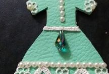 Le bamboline, gioielli fatti a mano - the pretty dolls, handmade jewels / Handmade jewels by Gius